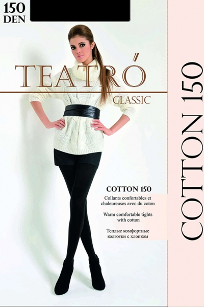 Teatro Cotton 150